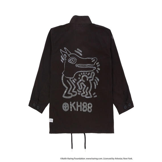 JOYRICH x Keith Haring M-65 Jacket / BLACK