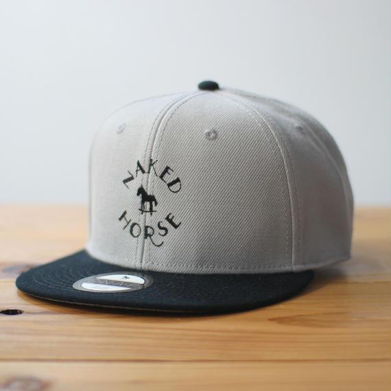 Logo Cap Black×L.Gray
