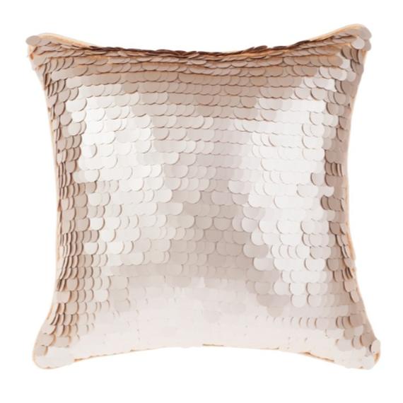 Mermaid Sequin  Cushion Pillow Case (マーメイドスパンコールクッションピローケース)
