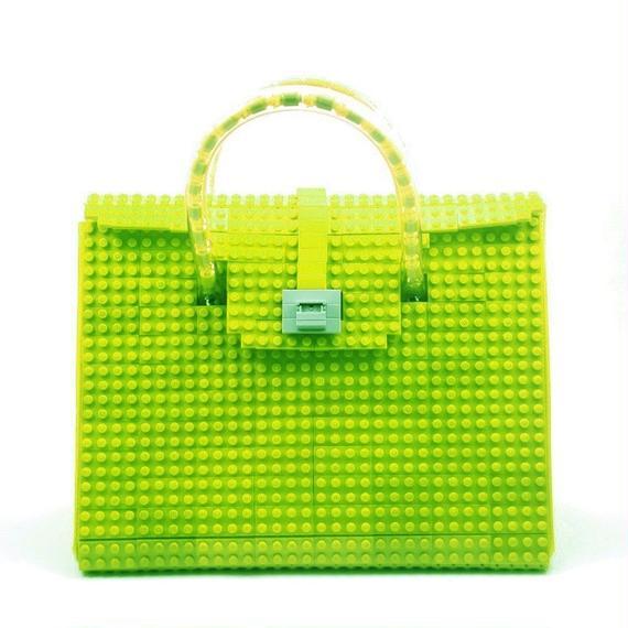 【代引き不可!!】全5色 オーダー制 LEGO Bag 25(レゴバッグ25cm)