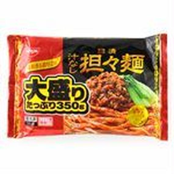 日清 汁なし担々麺大盛り 350g