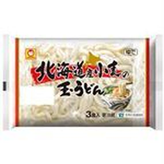 マルちゃん 北海道産小麦の玉うどん 3食入 180g×3 (97円)