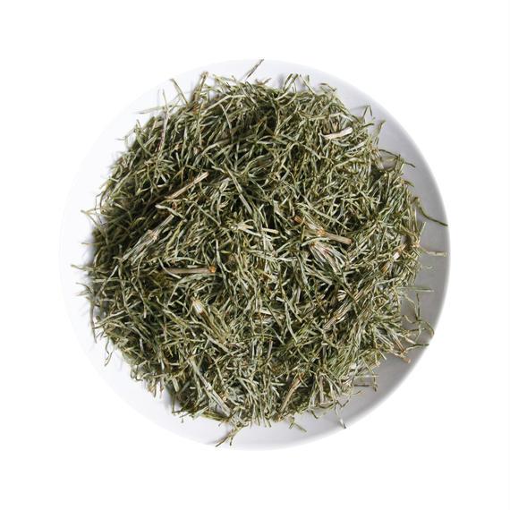 【茶】完全無農薬  おおやま 山間自生「すぎな」乾燥茶葉 20g(日月茶起+自然舎本舗 共同製造<数量限定 薬草茶>)