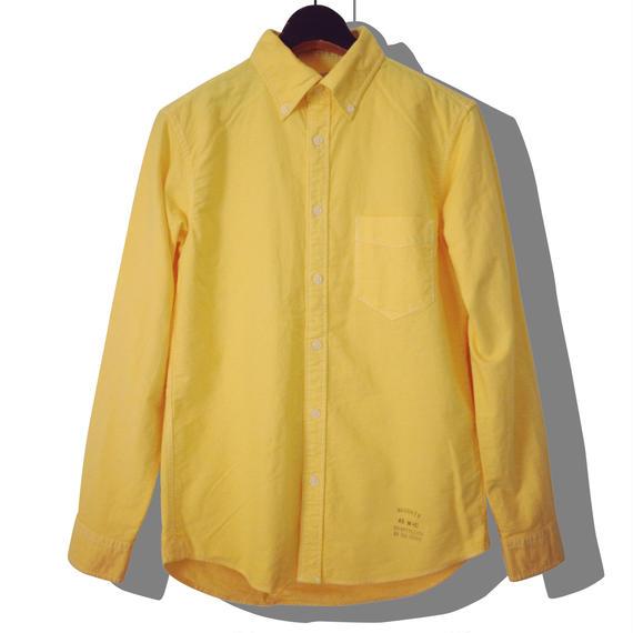 """California Yellow"" L/S B.D. SHIRTS"