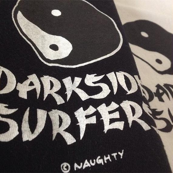 YIN-YANG DARKSIDE SURFERS S/S Tee