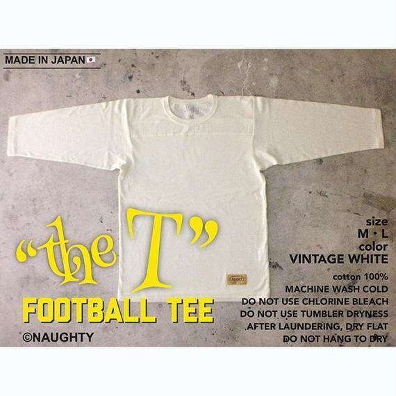 """the T"" FOOTBALL Tee"