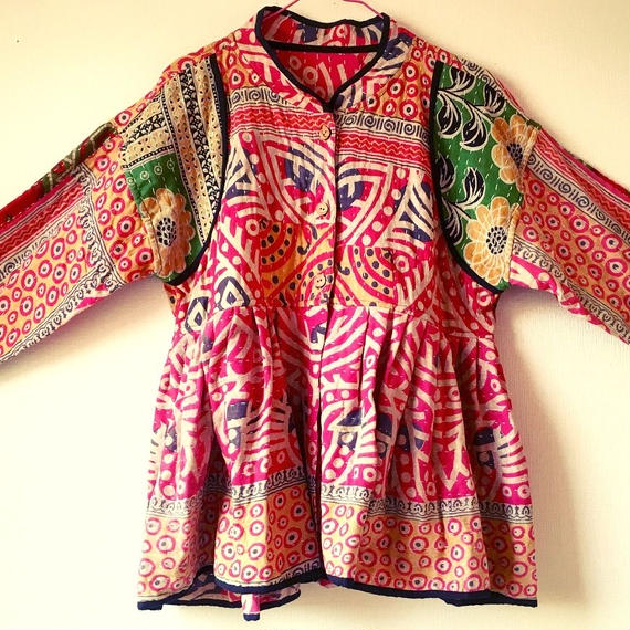 KANTHA SHORT JACKET-3