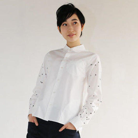 ブロードタイプシャツS(レディースサイズ)
