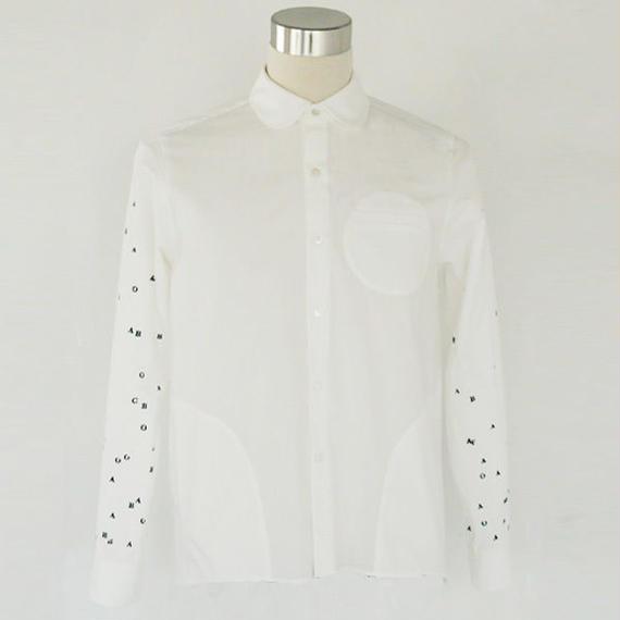 ブロードタイプシャツM(メンズサイズ)
