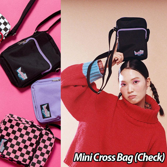 Mini Cross Bag(Check)