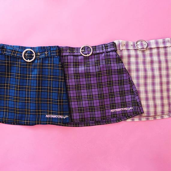 Check Skirt (ver.3)