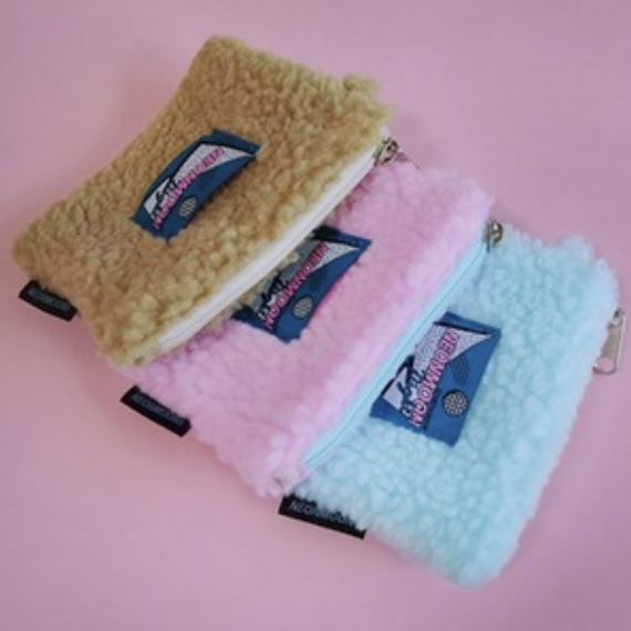 Cotton Candy Pouch