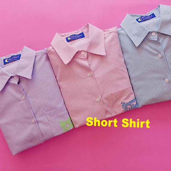 (Short) Stripe Shirt