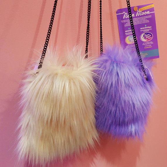 Monster mini bag (fur)
