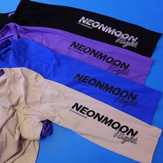 NEONMOON PRINT T-SHIRT