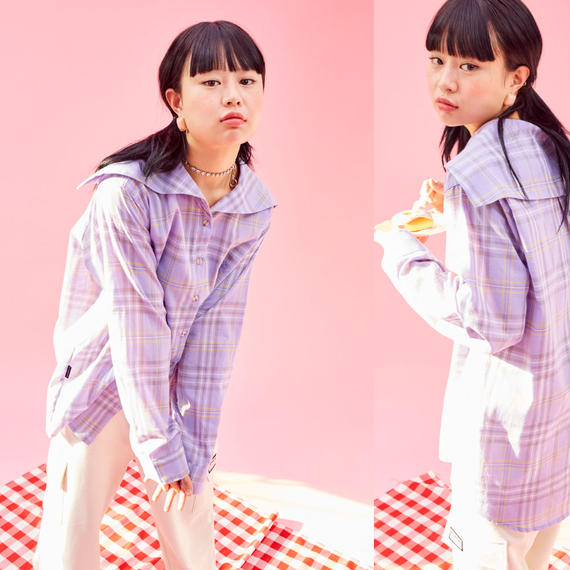 19S Sailor Shirt (Purple)