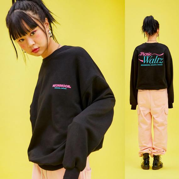 19S Sweat Shirt (Black)