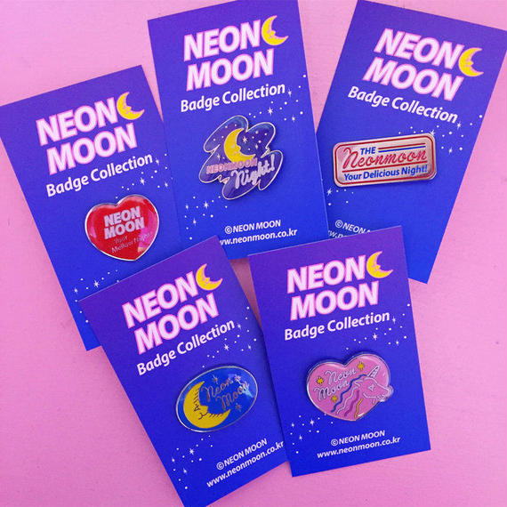 NEONMOON PIN