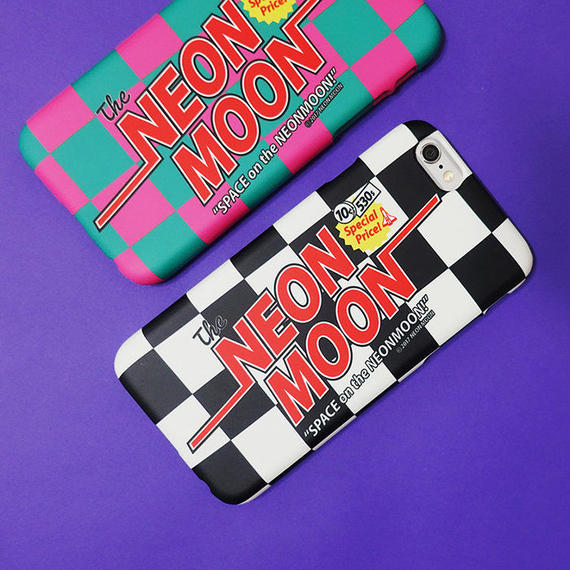 夜光 CHECK IPHONE CASE