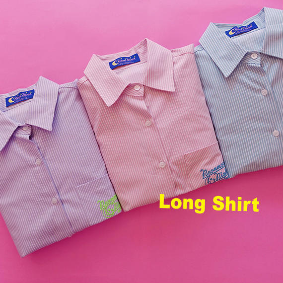 Stripe Shirt (Long)