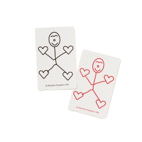 平山昌尚 × INN|IC CARD STICKER