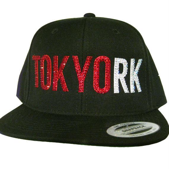 TOKYORK custom スナップバックCAP