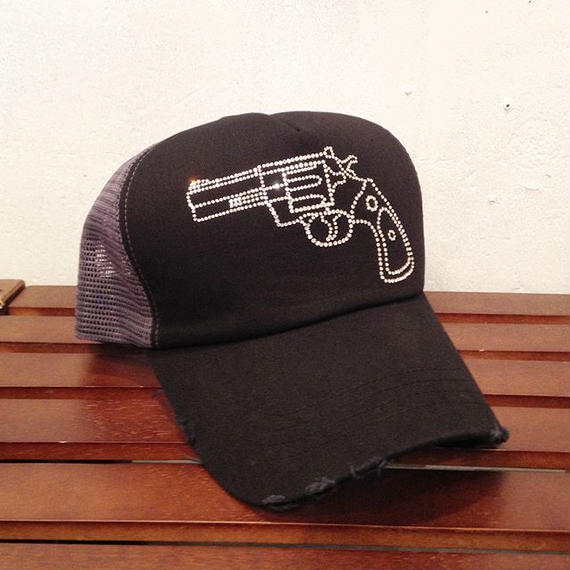 limited Revolver design cap