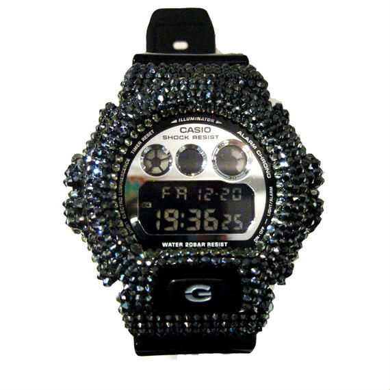 custom G-SHOCK BK