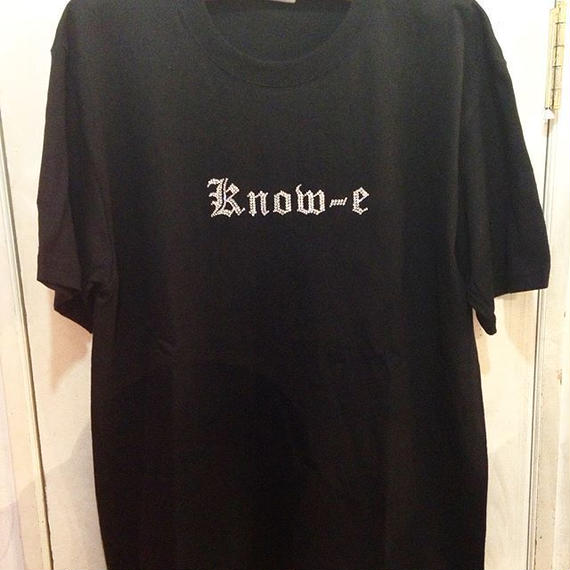 Know-e New T「old e」ラインストーンver