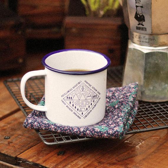 Miscellaneous Adventures/Enamel Mug (Camp Scene)