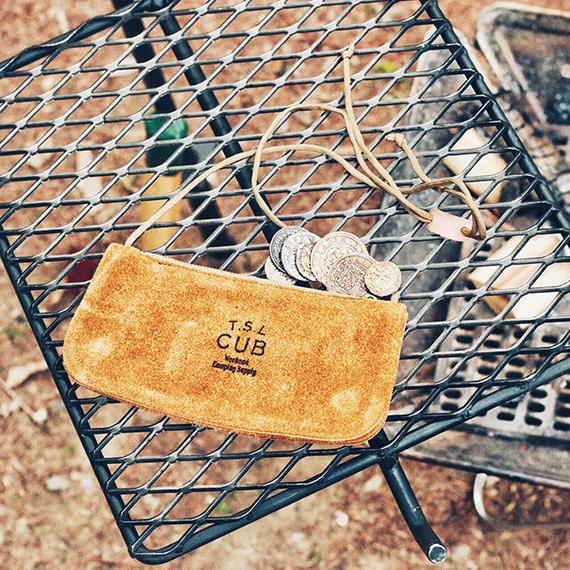 【予約商品2月中旬お届け】T.S.L CUB  / CUB purse