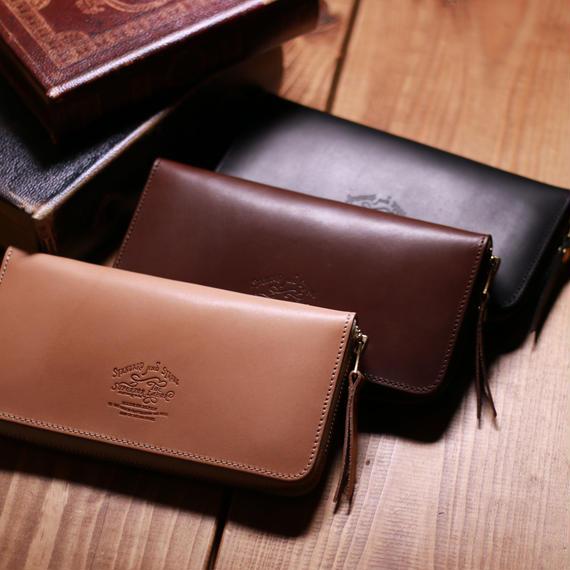 【予約商品2月中旬お届け】ザ・シュペリオールレイバー / zip wallet L