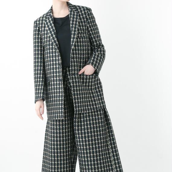 【19S/S 受注予約商品】Electrical Jacket (BLACK×GOLD , BLACK×BLACK)