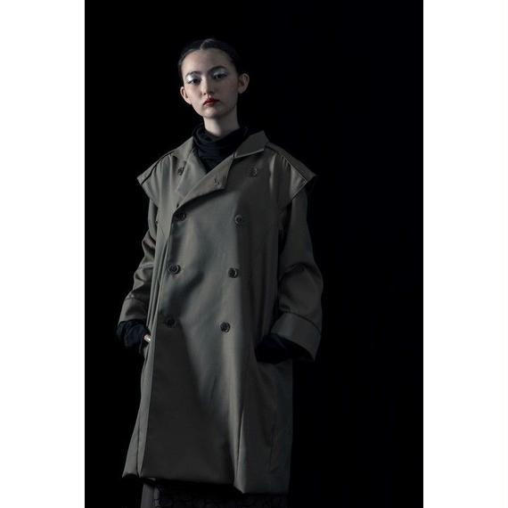 【2018-19A/W Collection 受注予約商品 トレンチコート】