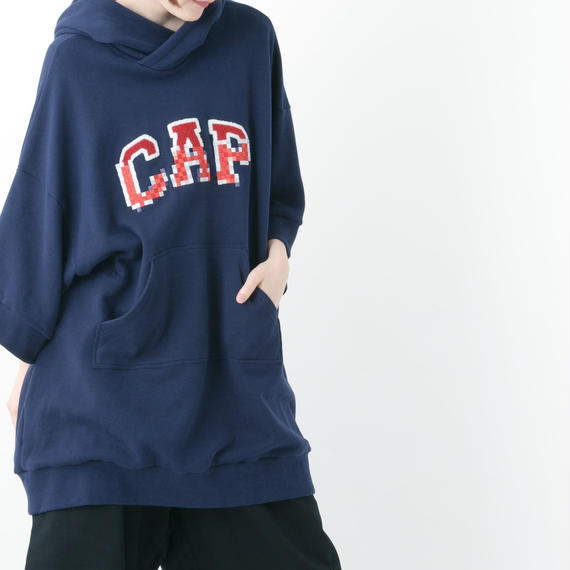 【19S/S 受注予約商品】Cap Parka (RED , GREEN , NAVY)