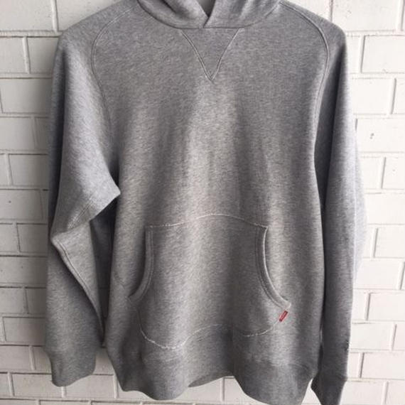BLUCO(ブルコ) PULL-OVER SWEAT PARKA GRAY