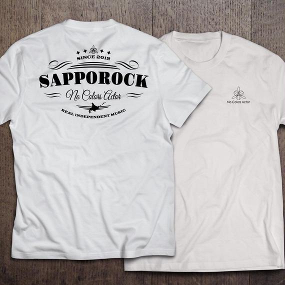 SAPPOROCK Logo Tshirt