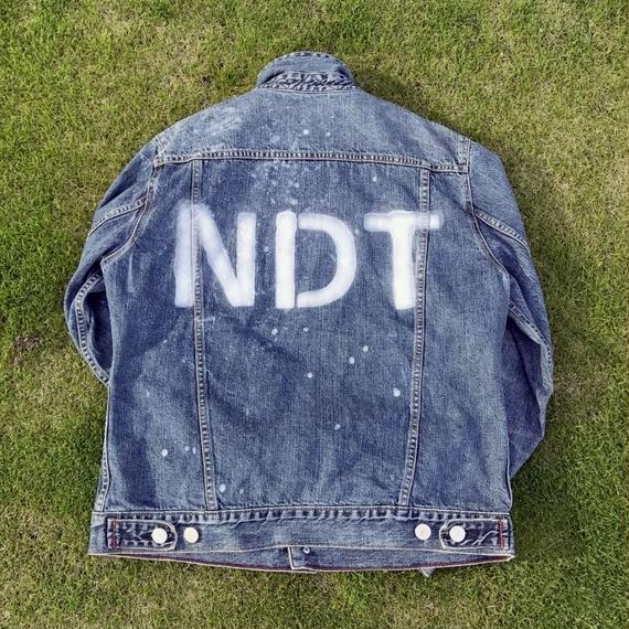 NDT DENIM JACKET 0001