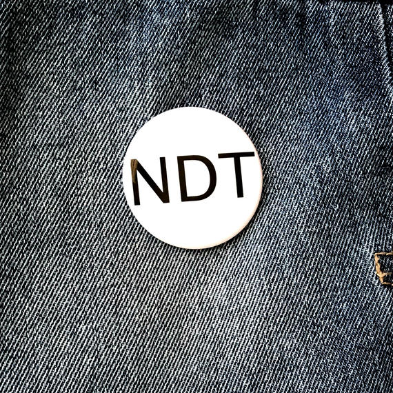 NDT Badge