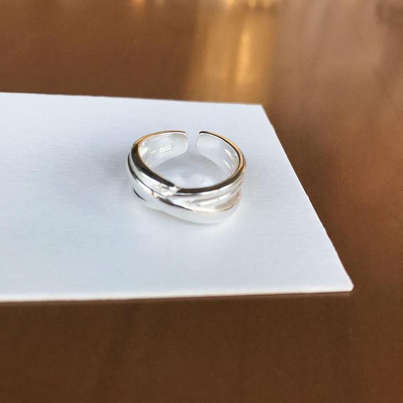 *予約販売*SILVER925 Detail Ring