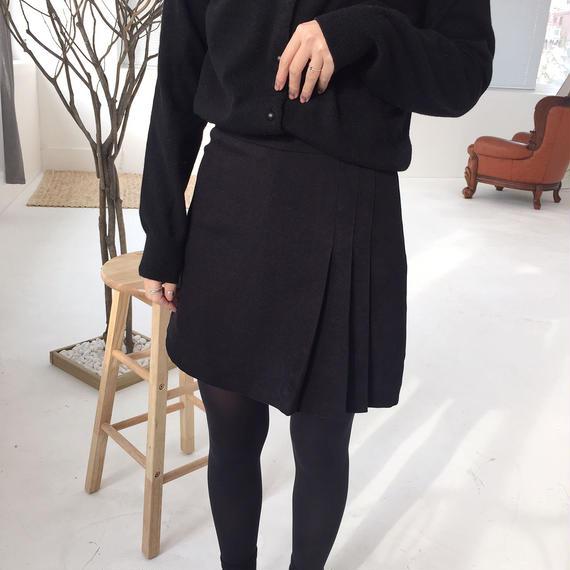 プリーツパンツスカート