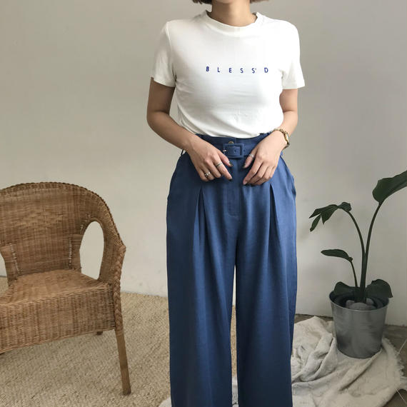 "✳︎予約販売✳︎""BLESS'D""T-shirt/2colors"