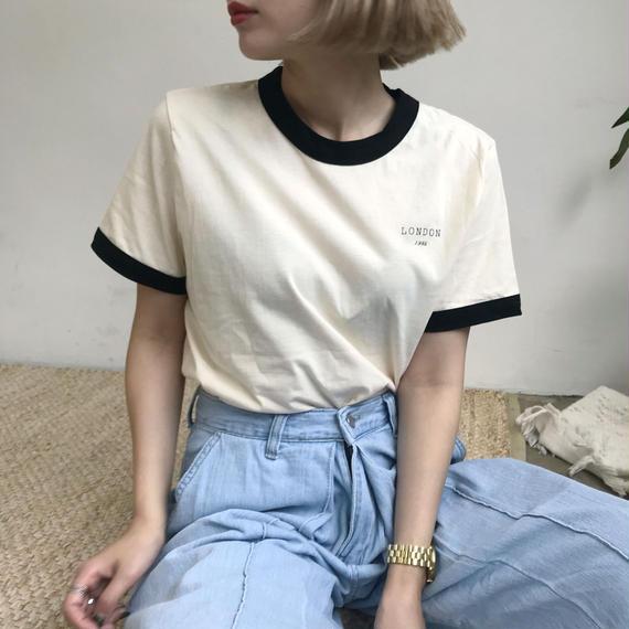 "✳︎予約販売✳︎""LONDON""T-shirt"