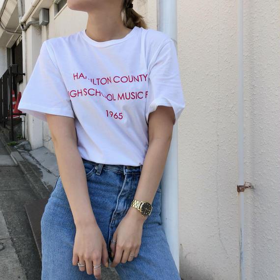 *予約販売*1965 T-shirt/3colors