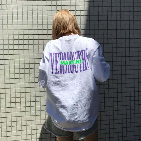 """*予約販売*""""MARTINI""""T-shirt/2colors"""