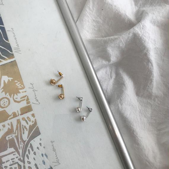 ✳︎予約販売✳︎Thin pierce/2colors