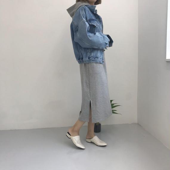 ✳︎予約販売✳︎オーバーデニムジャケット /ライトデニム