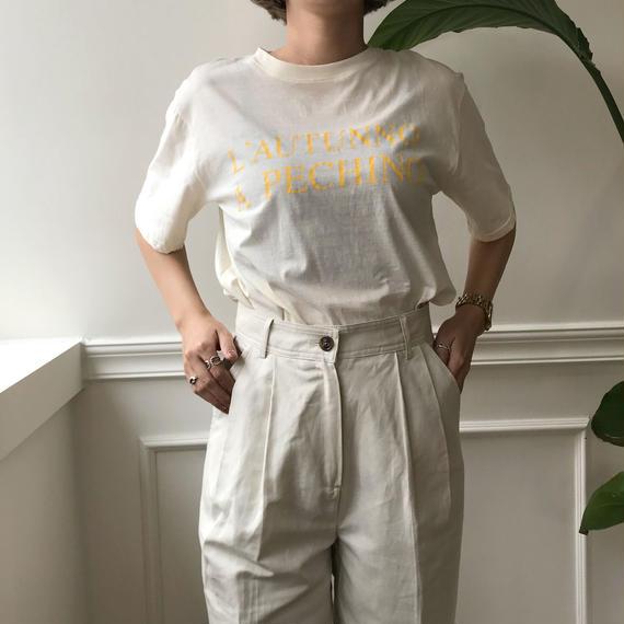 """✳︎予約販売✳︎""""Pechino""""T-shirt"""