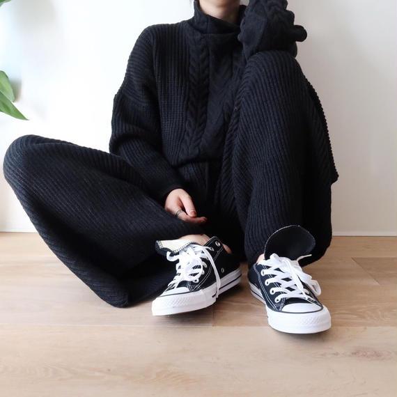 *予約販売*knit setup