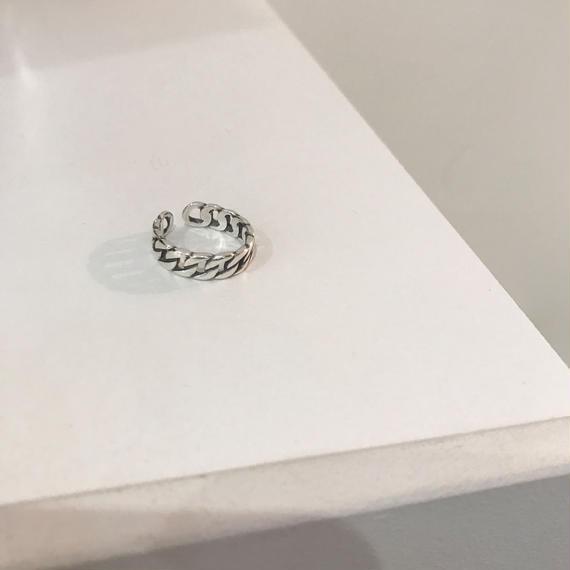 *予約販売*SILVER925 Chain Ring